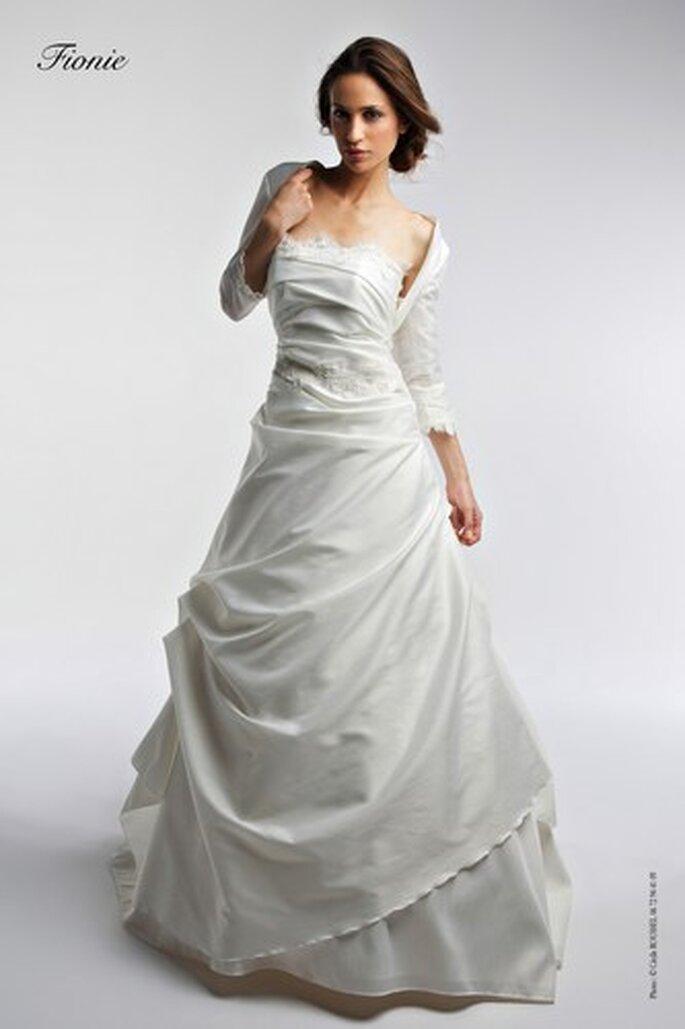 Robes de mariée Bochet Créations 2010 - Fionie