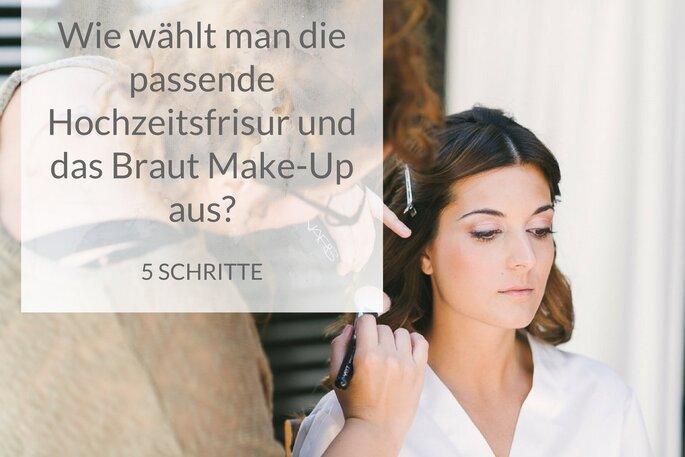 Brautfrisur Und Make Up Wie Sich Eine Braut Richtig Fur Ihren