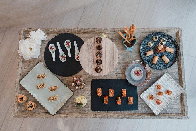 Mangoa Catering catering bodas Málaga