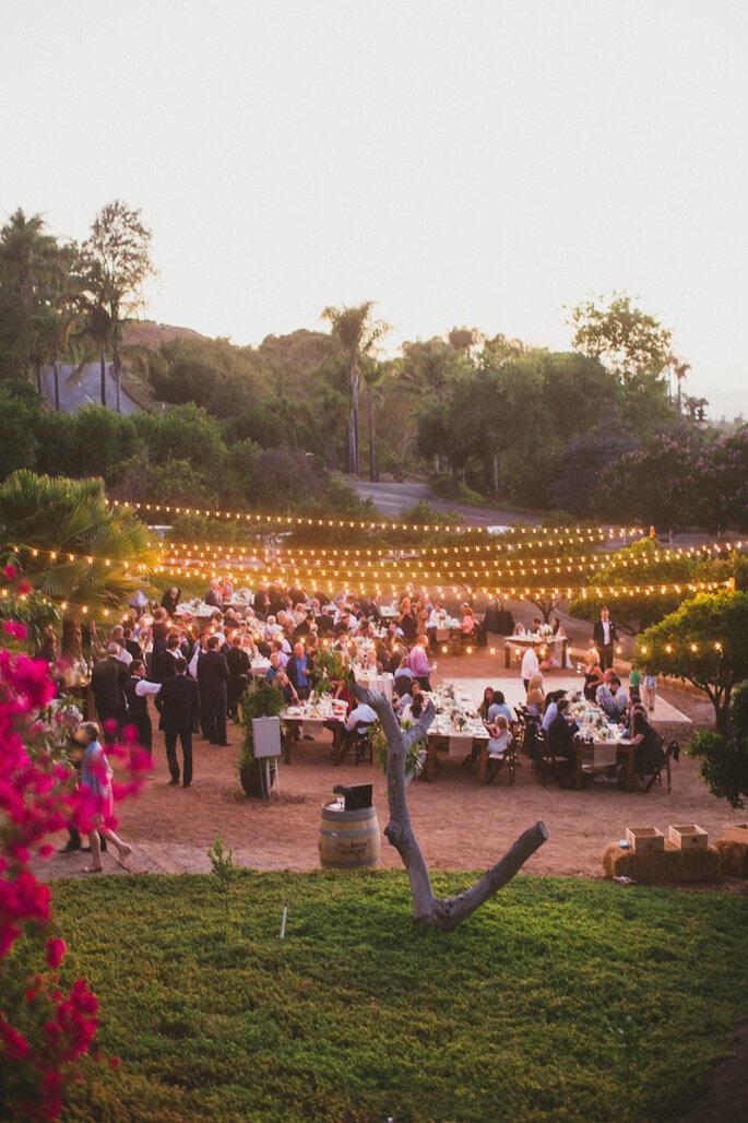 Una boda inspirada en El Padrino - Aga Jones Photography