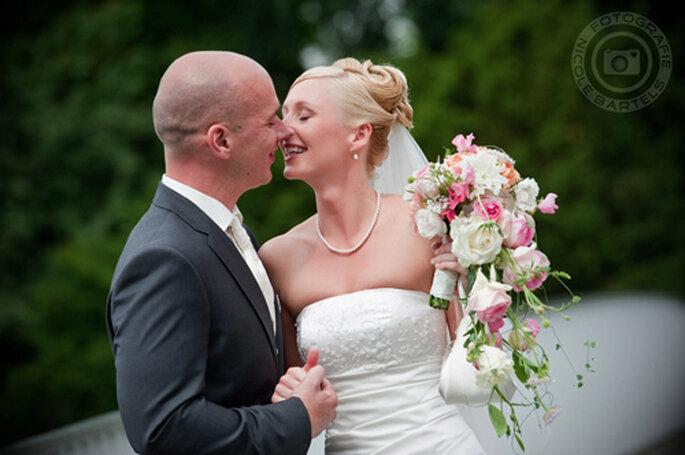 Glückliche Küsse - Foto: Nicole Bartels.