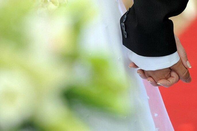 Nach der Hochzeit können Sie sich an den zahlreichen Geschenken erfreuen – Foto: Adrian Stehlik