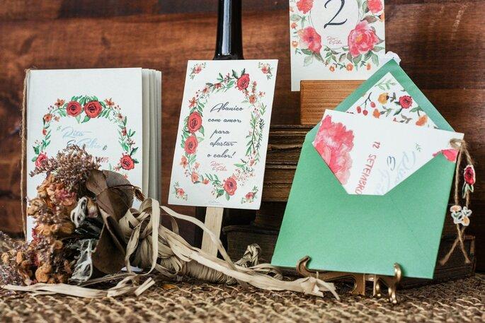 Love Stories Weddings - Convites