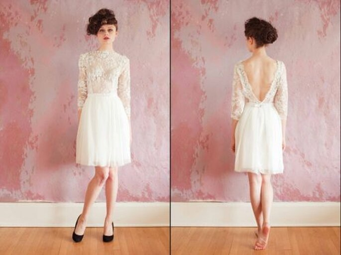 Sarah Seven – Brautkleider Kollektion 2013