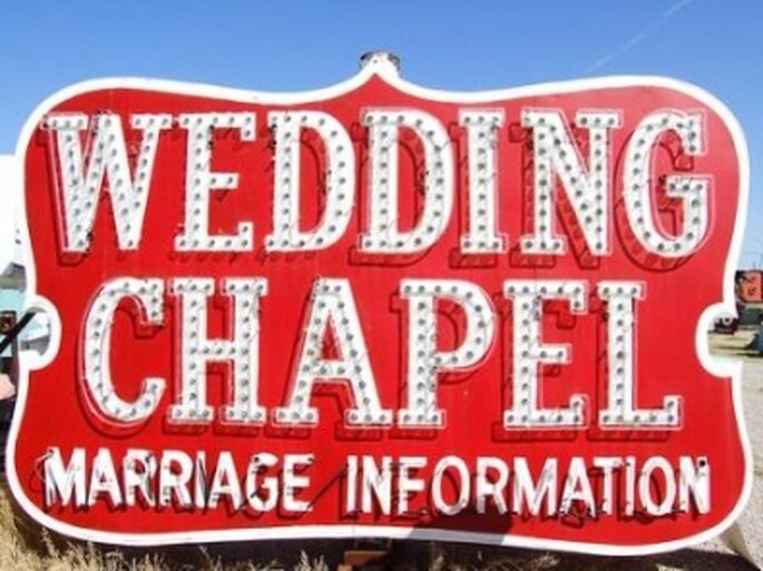 Molte le Wedding Chapel dove celebrare nozze originali e indimenticabili