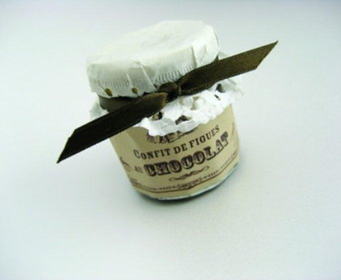 Petit pot de confiture - © Chez Sandrine