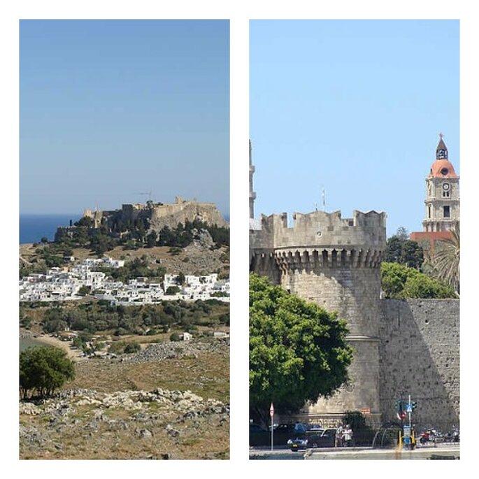 Grecia e Rodi, due tappe del tour greco de i Viaggi del Turchese. Foto: I Viaggi del Turchese