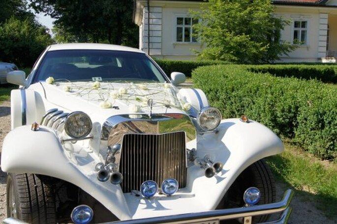 Dekoracja Samochodu Do ślubu Jakich Błędów Unikać