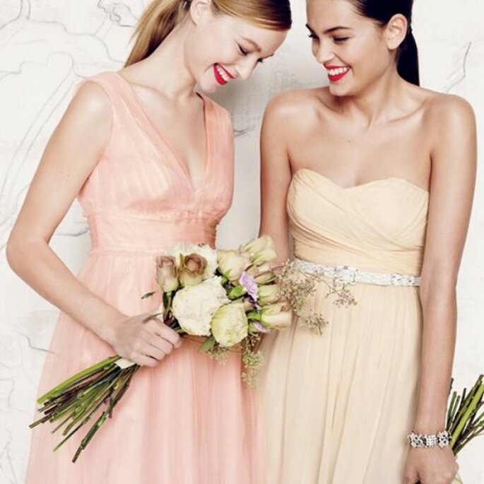 Cómo vestir para ir a una boda en primavera-verano 2013 - Foto J.Crew Facebook