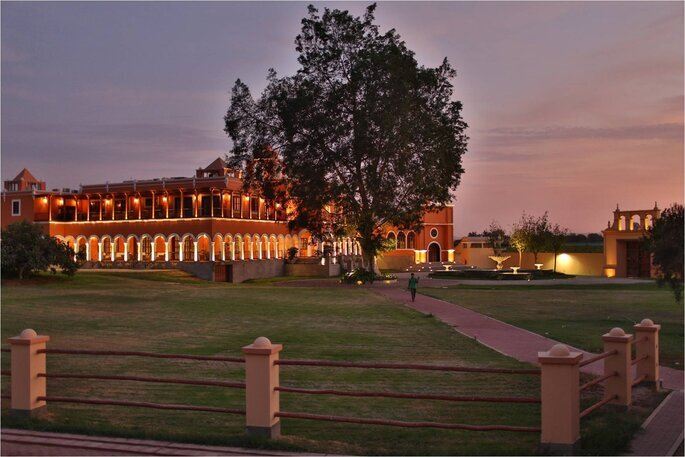 Hotel & Hacienda La Caravedo