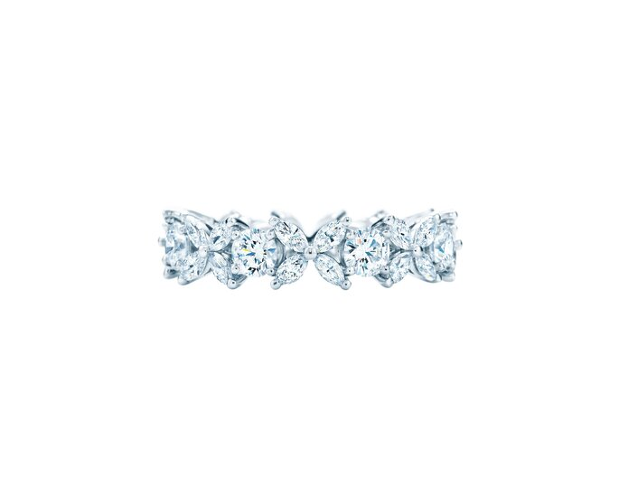 Alternating Ring Tiffany Victoria