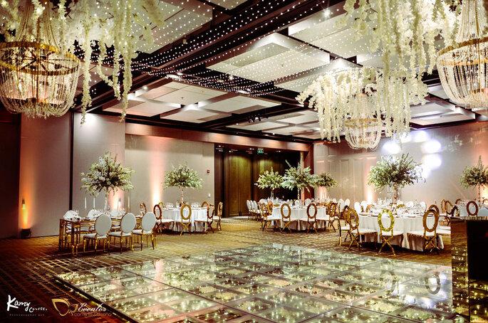 Eventos con Arte y Diseño decoración bodas Bogotá