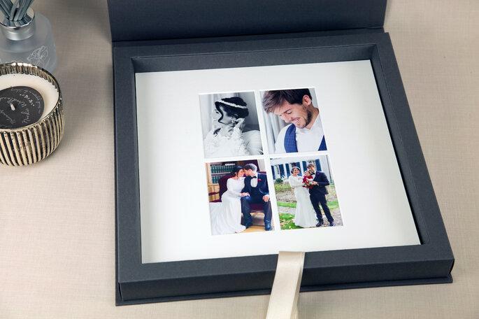 Prociné Passepartout Box (geöffnet) Hochzeit