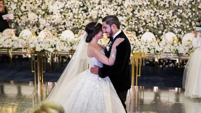 Hilton Bogota Corferias baile de los esposos