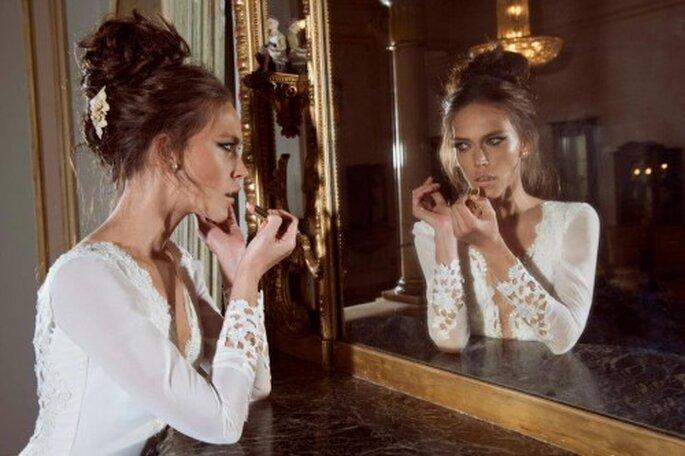 Los vestidos de novia perfectos para todo tipo de mujer - Foto Yaki Ravid
