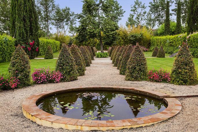 Le 10 migliori location per matrimonio a catania - Giardini di villa fago ...