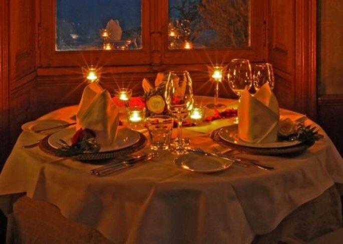 Ein malerischer Platz für Ihren Heiratsantrag - http://www.schloss-schadau.ch