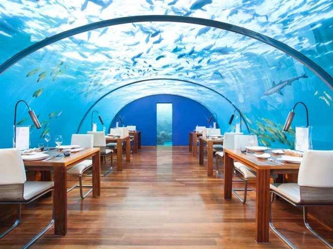 Ithaa-Undersea