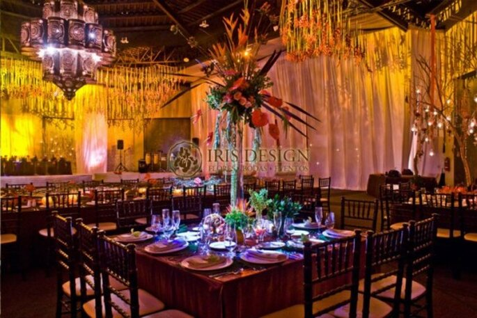 Destination wedding design in Mexico