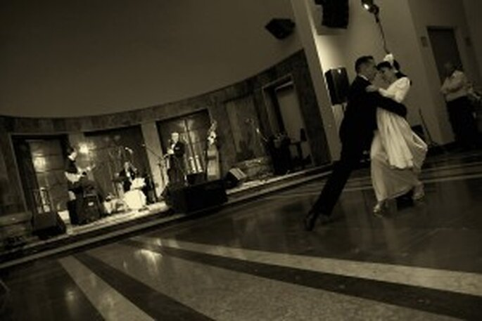 Un matrimonio in perfetto stile vintage © Libero Api
