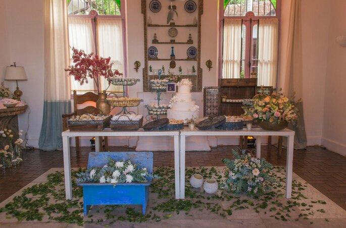 IsaGo & ReMelki Decoração e Arranjos Florais. Foto: Divulgação