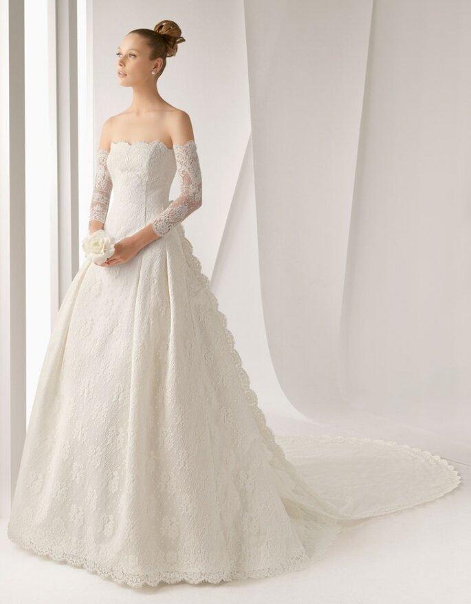 Vestido de novia Afrodita, Rosa Clará