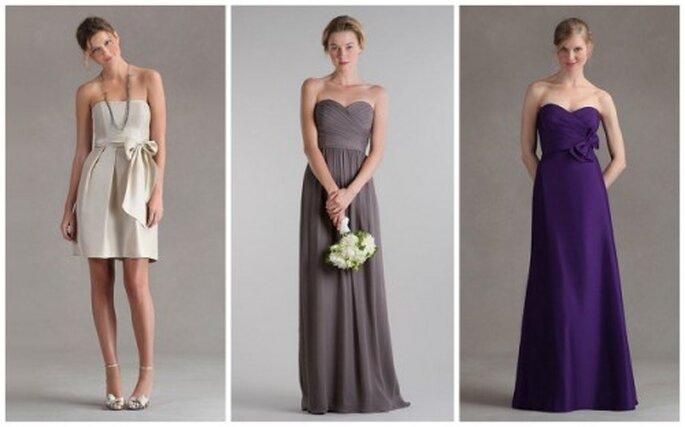 Vestidos para ir a una boda. Foto de Jenny Yoo Collection