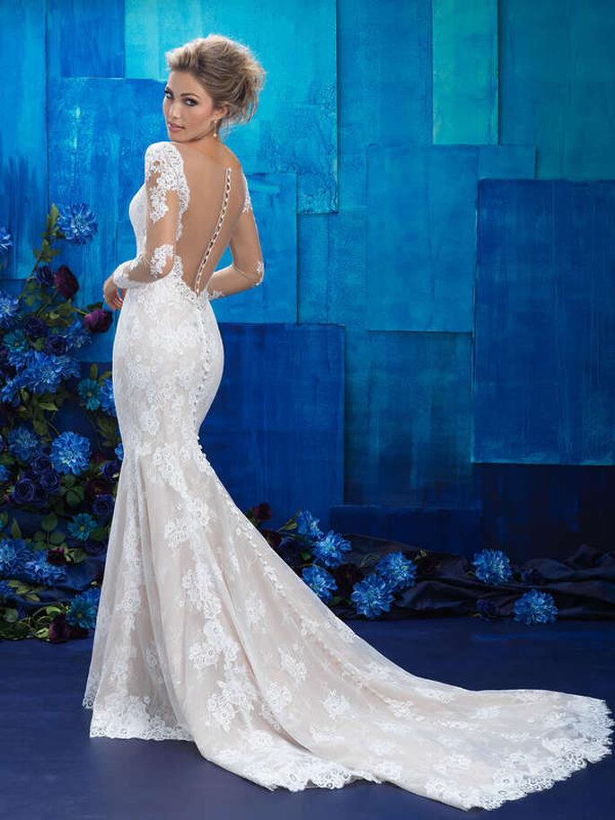 Vestidos de novia andres bello