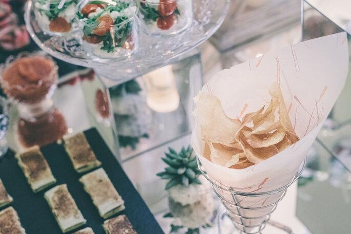Cómo elegir el menú infantil para la boda