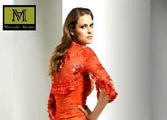 Colección de vestidos de madrina Mercedes Alonso 2009