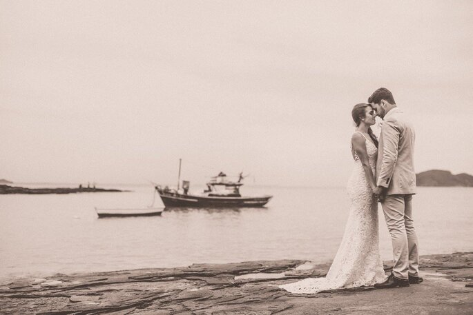 Casal em Búzios