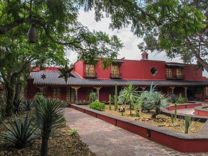 Ex Hacienda Jesús María & Caminos D´Vinos