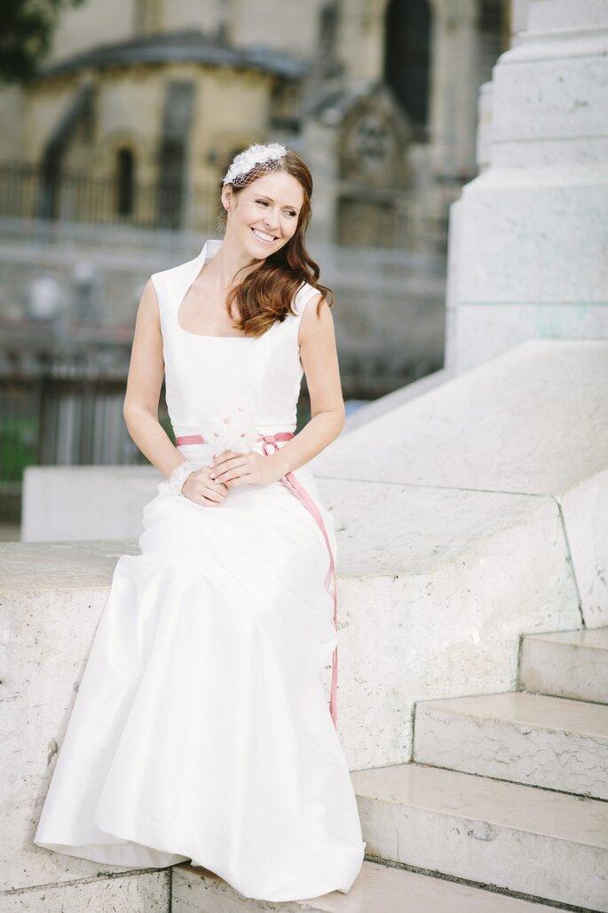 Brautkleider für ältere Bräute plus Größe