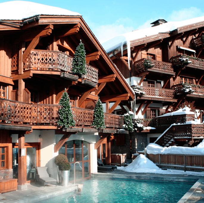 Les Chalets du Mont d'Arbois Megève, a Four Season Hotel