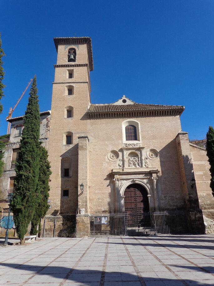 Parroquia de San Ildefonso. Foto Eriv vía Flickr