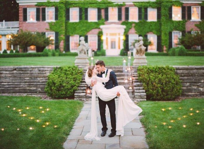 Cómo tener una boda con mucho estilo sin olvidar los detalles - Foto Yazy Jo