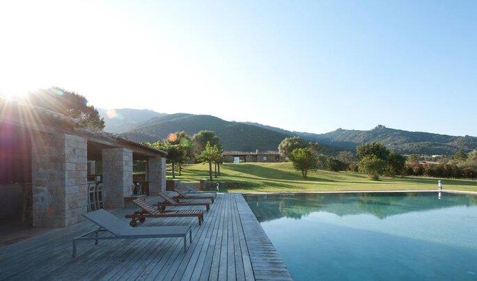 Villa Prussiana - lieu de réception - Corse du Sud