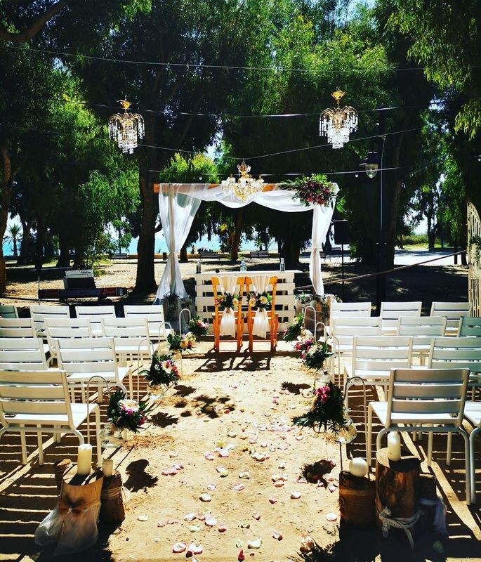 El trébol Eventos finca bodas Alicante