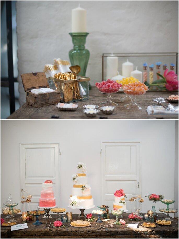 Le dolci tentazioni di Gino Fabbri - Foto: Infraordinario Wedding