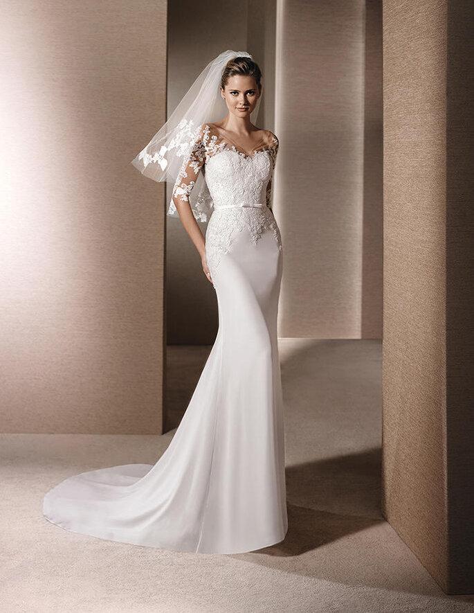 Vestidos de novia la sposa mexico