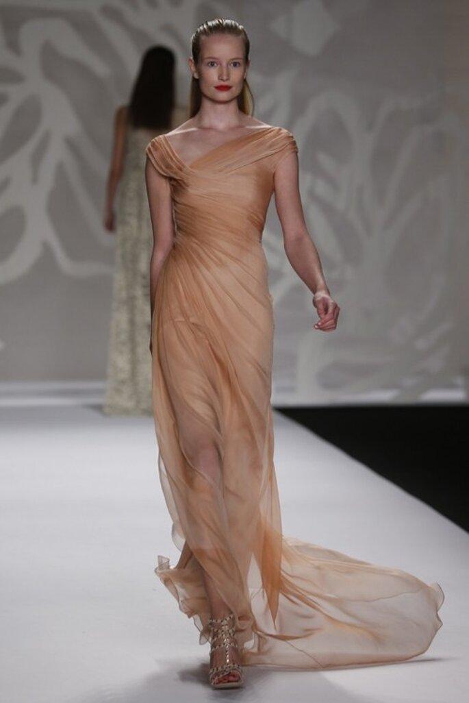 Vestidos de Novia · Colour Nude | A todo Confetti - Blog