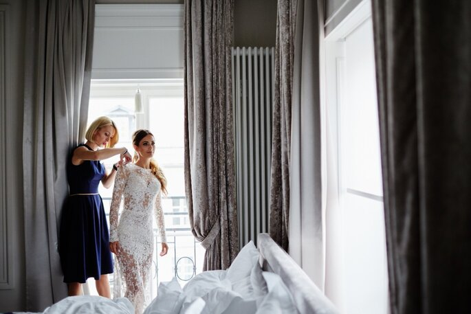 Wedding Heaven - Kamila Romanow / fot. Sebastian Małachowski