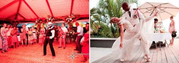 Mariage aux Antilles - Crédit Photos : Malmoth Wedding Photography, Jimmi Kelly