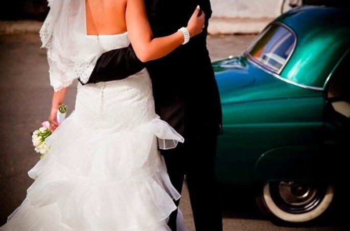 Eine schöne Hochzeitstradition: Autokorso – Foto: Alexandre Barbosa