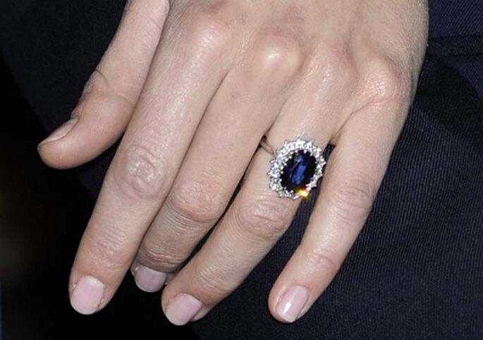El famoso anillo de compromiso de Kate Middleton