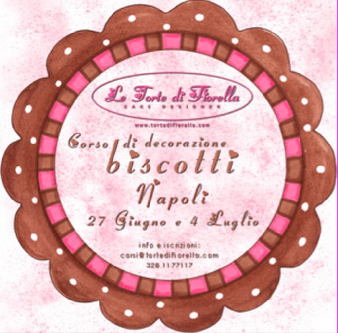 Corso di decorazione dolci a Napoli