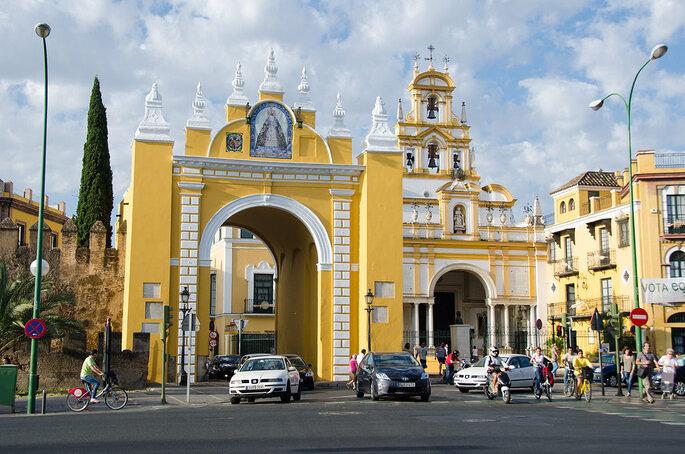 Basílica de Santa María de la Esperanza Macarena