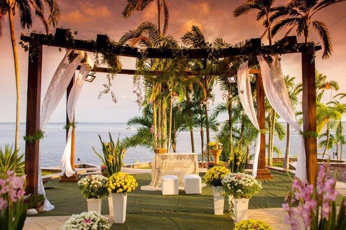 Tropical Hotel e Resort Manaus. Foto: divulgação