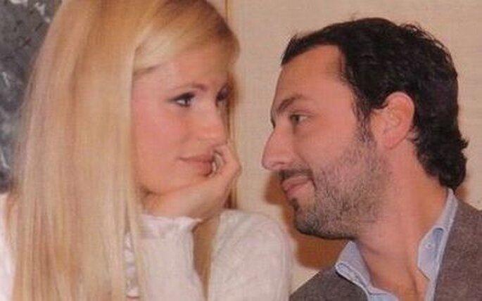 Michelle Hunziker e Luigi de Laurentiis jr di nuovo insieme