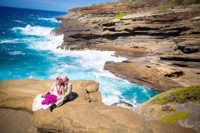 Coconut Wedding - Ślub Na Hawajach fot. Right Frame Photography